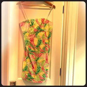 Strapless Lilly Sundress